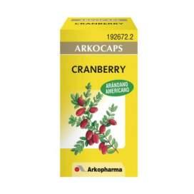 Cranberry Arkocaps 50 Caps EN
