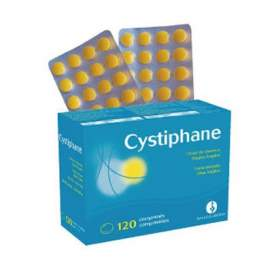 Cystiphane 120 Comprimidos