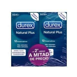 Durex Natural Plus Duplo EN