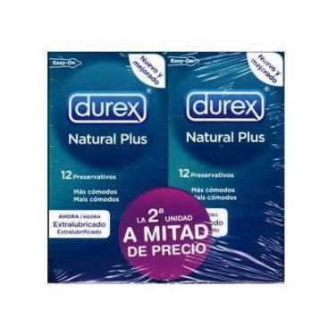 Durex Natural Plus Duplo EN