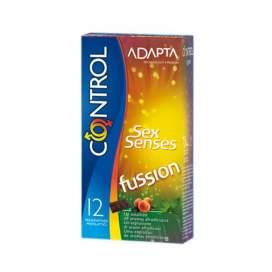 Control Sex Senses Preservativos Fussion 12 U