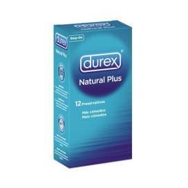 Durex Natural Plus Easy On Preservativos 12 U