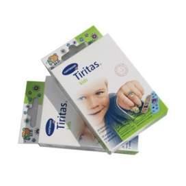 Tiritas Kids Aposito Adhesivo 2 Tamaños 20 U BR