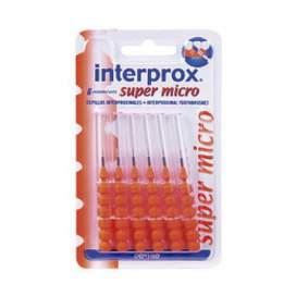 Cepillo Dental Interproximal Interprox Super Micro 6 U EN