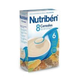 Nutriben 8 Cereales 600 G BR