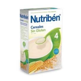 Nutriben Cereales Sin Gluten Papilla 600 G BR