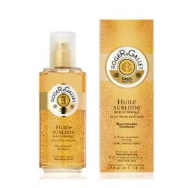 Roger & Gallet Huile Sublime Aceite Seco Perfumado Bois D'Orange 100 Ml