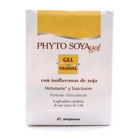 Phyto Soya Gel Vaginal 5Ml 8 Aplicadores