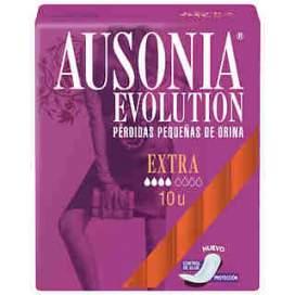 Ausonia Evolution incontinencia Orina Extra 10 U
