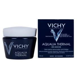 Vichy Aqualia Thermal SPA Mascarilla Noche 75 Ml