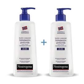 Neutrogena Formula Noruega Locion Corporal Hidratacion Profunda Piel Seca 750ml 2 U BR