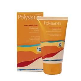Polysianes Spf 10 Gel Crema Nacarado Klorane Proteccion Baja 125 Ml