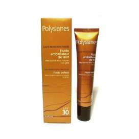 Polysianes Spf 30 Fluido Belleza Cara Color Klorane Proteccion Alta 40 Ml