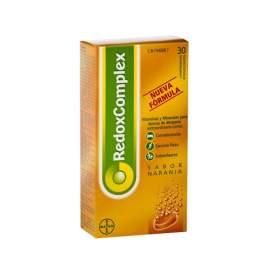 Redox Complex Efervescente 30 Comprimidos Efervescentes EN