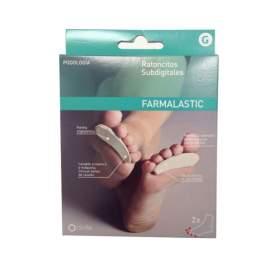 Farmalastic Ratoncitos Subdigitales Caballero T- Gde