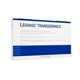 Martiderm Legvass Transdermico Parche 14 U