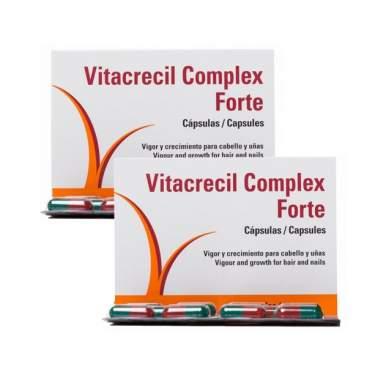 Vitacrecil Complex Forte 2x90 Capsulas