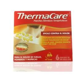Thermacare Cuello Hombros y Muñecas Parches Termicos 6 Parches