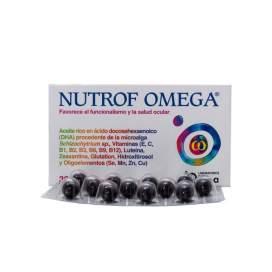 nutrof omega 60 cápsulas precio