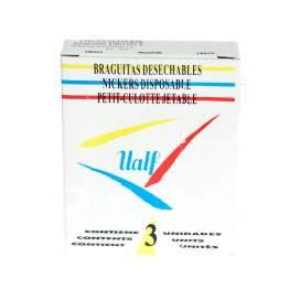 Braga Desechable Ualf T-Med 3 U