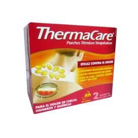 Thermacare Parches Termicos Cuello Hombros y Muñecas 2 U BR
