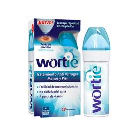 Wortie Tratamiento Anti Verrugas 50Ml
