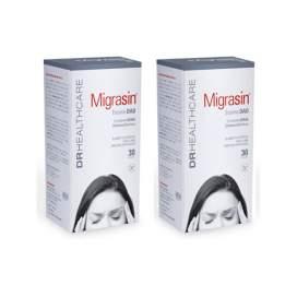 Pack Migrasin 120 capsulas (2x60) Enzima Dao