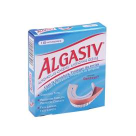 Algasiv Almohadillas Adhesivas Protesis 18 U Inferior