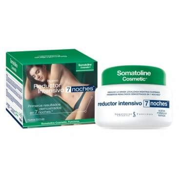 Somatoline Cosmetic Reductor Intensivo 7 Noches 250Ml