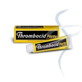 Thrombocid Forte 5 Mg/G Pomada 1 Tubo 60 G