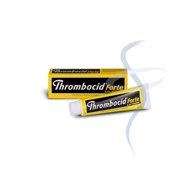 Buy Thrombocid Forte Cream Ointment 60G Pentosan Polysulfate online