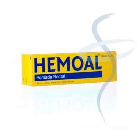 Hemoal Pomada Rectal 30 G