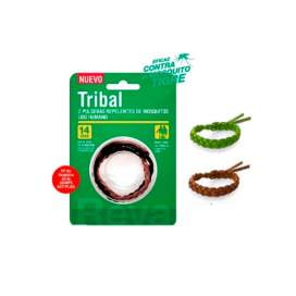 Tribal Pulsera Repelente