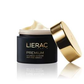 Lierac Premium 50Ml Crema Sedosa Textura Ligera