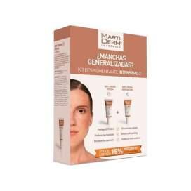 Martiderm Kit Despigmentante 2 (Crema Dsp + Crema Renov)