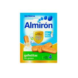 Almiron Galletitas Advance Nuevo Pack Sin Gluten 250 G