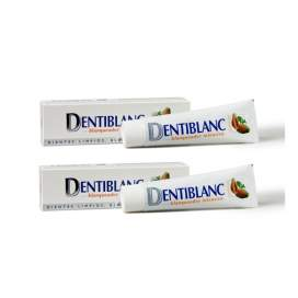 Dentiblanc Duplo Blanqueador Papaya 2x100ML