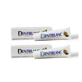Dentiblanc Duplo Blanqueador Papaya 2x100ML