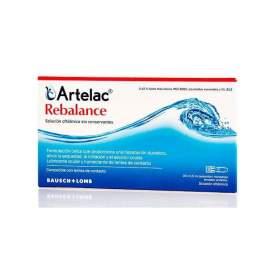 Artelac Rebalance Gotas Oculares 30 Unidosis