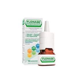 Flonase 50 Mcg/Pulsacion Nebulizador Nasal 60 Dosis