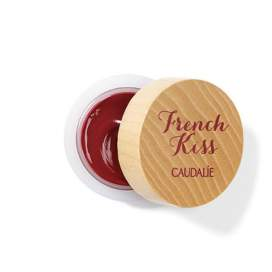 Caudalie French Kiss Balsamo Labios Addiction Rojo frambuesa 7,5g