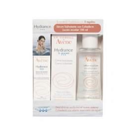 Avene Estuche Crema Hydrance UV Enriquecida 40Ml + Micelar 100Ml + Serum 5Ml