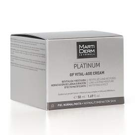 Martiderm Vital Age Crema Piel Normal y Mixta 50Ml
