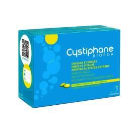 Cystiphane 60 Comp Biorga (Cystine B6 Zn)