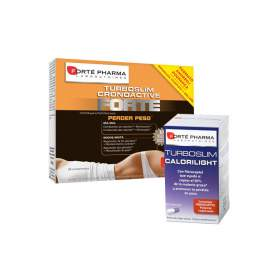 Turboslim Cronoactive Forte Pharma 56 Tabs + Calorilight 60 Caps