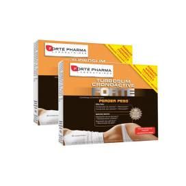 Turboslim Cronoactive Forte Pharma Pack 2x56 Comp