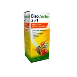 Bisolherbal 2 En 1 Jarabe 180 G