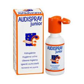 Audispray Junior Solucion Limpieza Oidos 25Ml