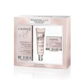 Caudalie Cofre Resveratrol Lift 15Ml + Serum 10Ml + Crema Dia 15Ml