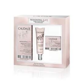 Caudalie Cofre Resveratrol Lift 15Ml + Serum 10Ml + Crema Dia 15Ml
